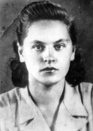 Dievo tarnaitė Elena SPIRGEVIČIŪTĖ